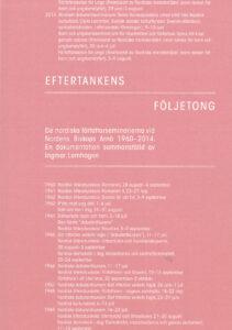 Eftertankens Följetong kan beställas för 200:- inkl frakt från info@biskopsarno.se
