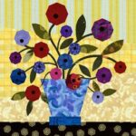 Blomsterkomposition - Katriina Flensburg